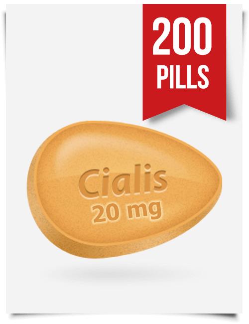 Buy Cheap Cialis Pills Online Tadalafil 20 mg x 200 Tabs $0.7