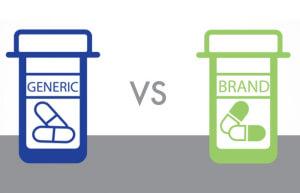 Generic vs Name Brand
