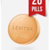 Generic Levitra 20 mg x 20 Tabs
