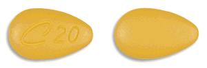 Cialis 20 mg pills
