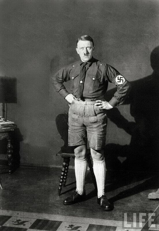 Hitler was gay