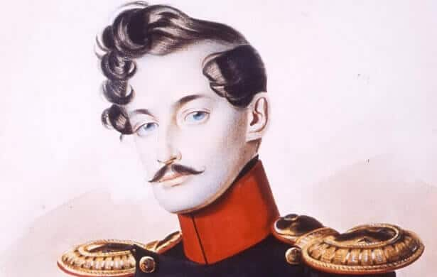 George d'Anthes – Pushkin's killer