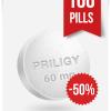 Generic Priligy Dapoxetine 60 mg x 100 Tabs