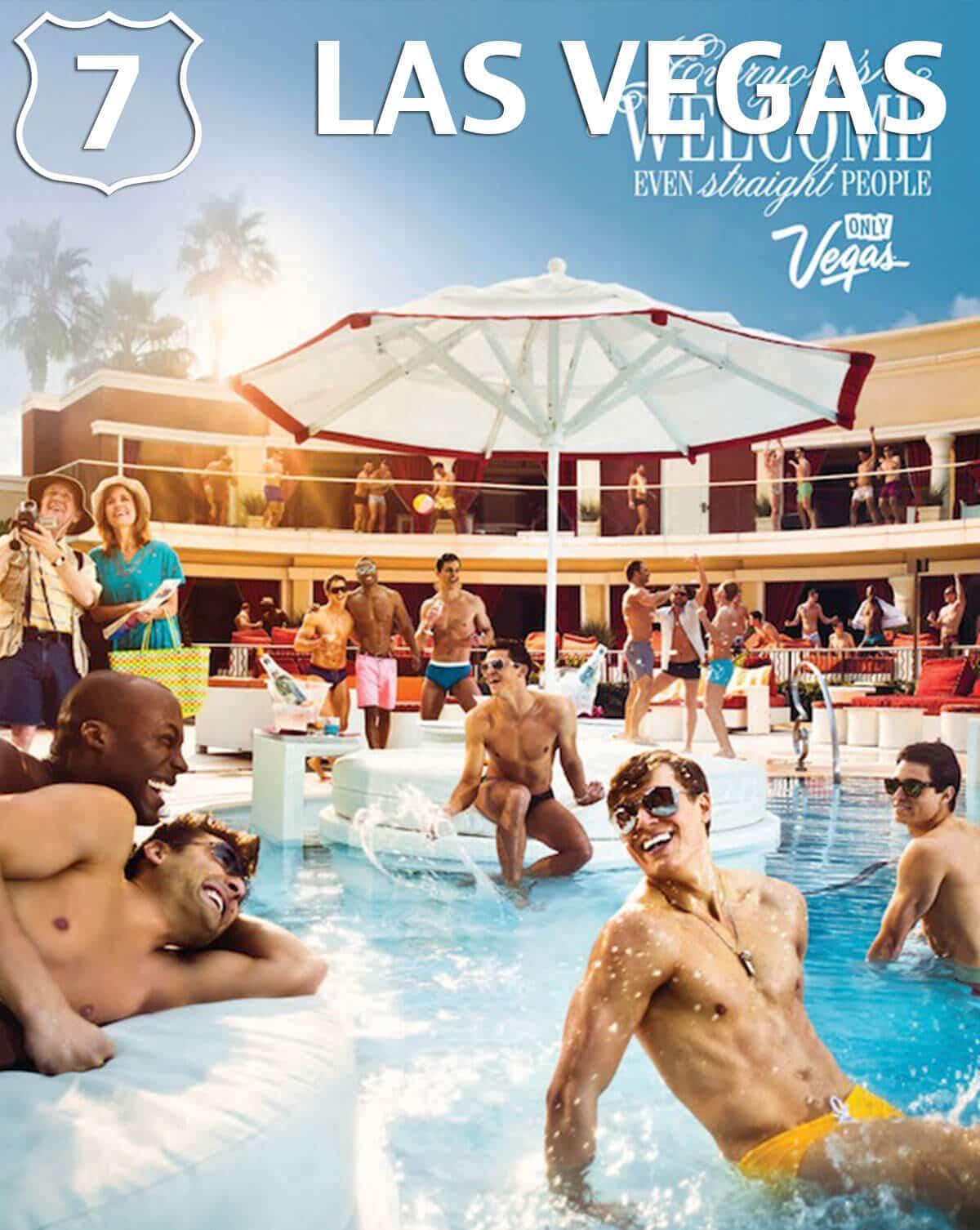 Top 10 Gay Destinations 2015 Las Vegas