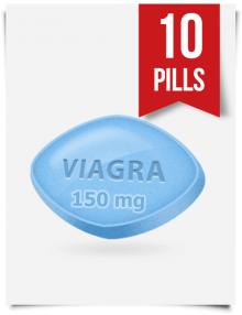 Generic Viagra 150 mg x 10 Tabs