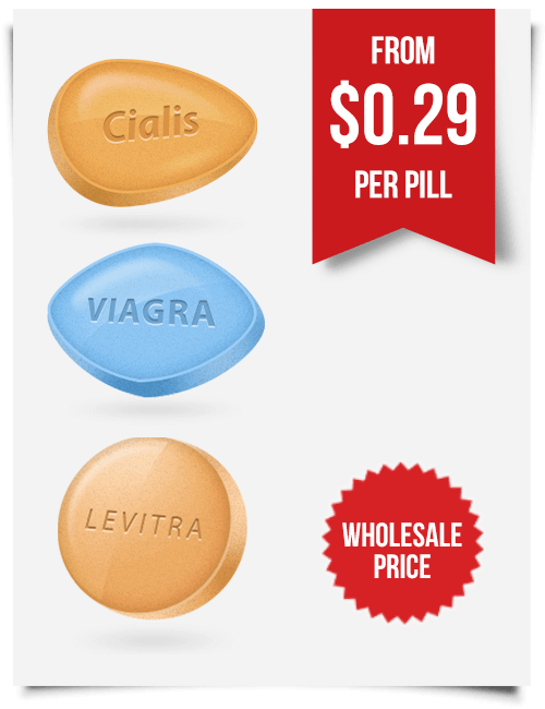 Viagra Wholesale, Cialis & Levitra Cheap Price $0.29 Per Tablet
