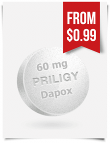 Dapox 60 mg Dapoxetine Tablets