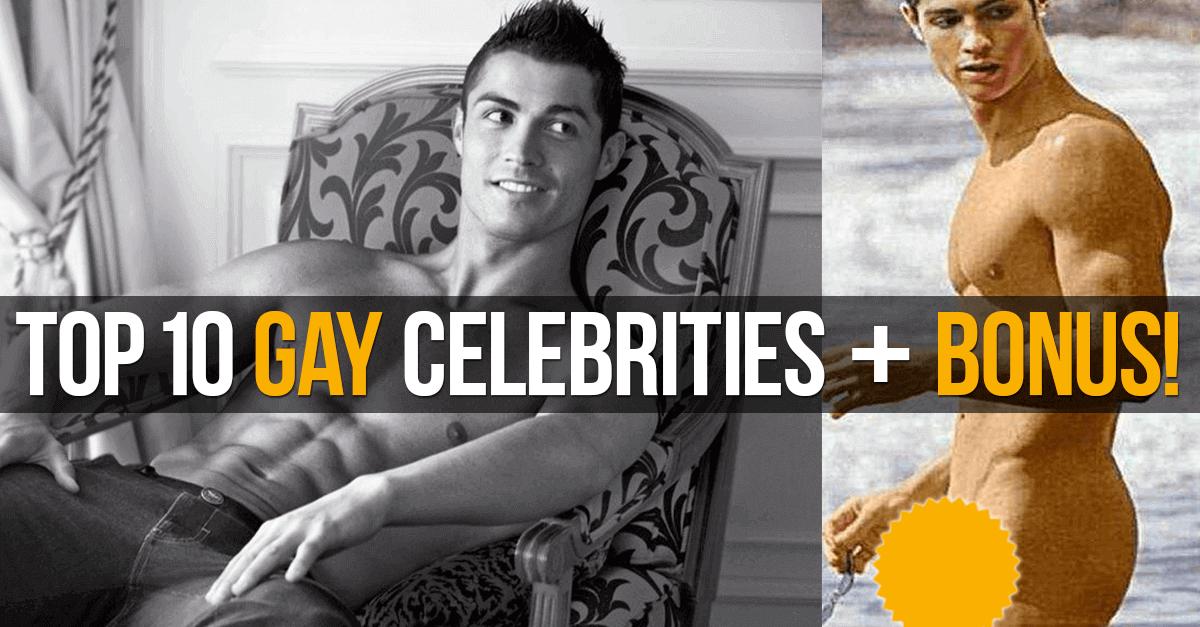 Cristiano Ronaldo Naked – Cock & 10 Nude Gay Sex Celebs