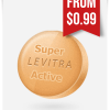Levitra Super Active 20 mg Vardenafil Tabs
