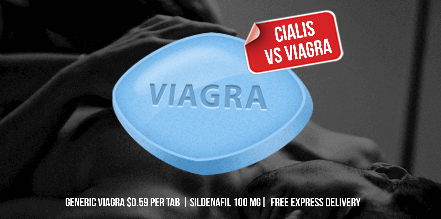 Generic Cialis vs Viagra: The Benefits and Side Effects