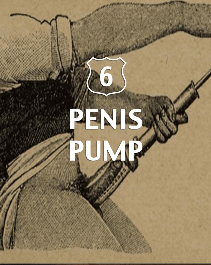 Penis Pump Alternative to Viagra