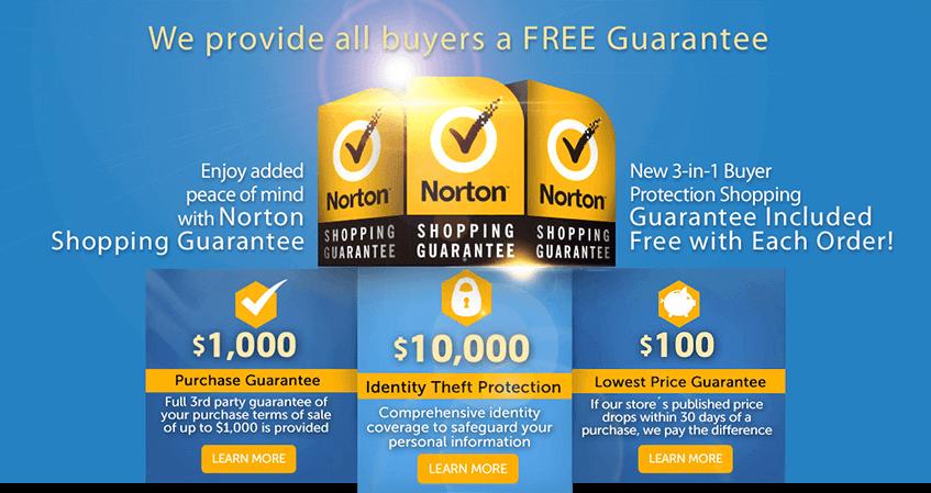 ViaBestBuy Norton Shopping Guarantee