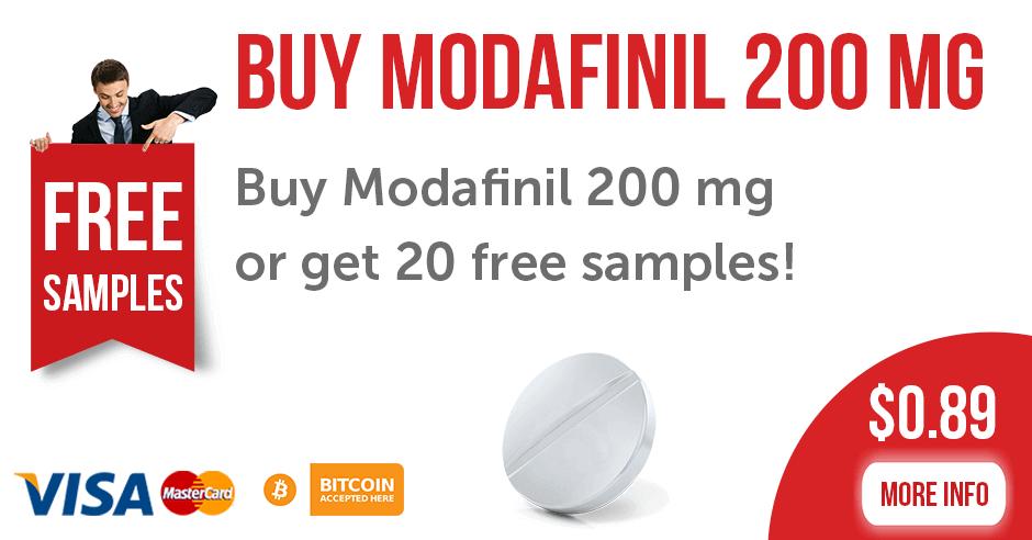 Modafinil 200 mg