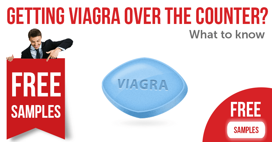 Getting Viagra over the counter? What to know