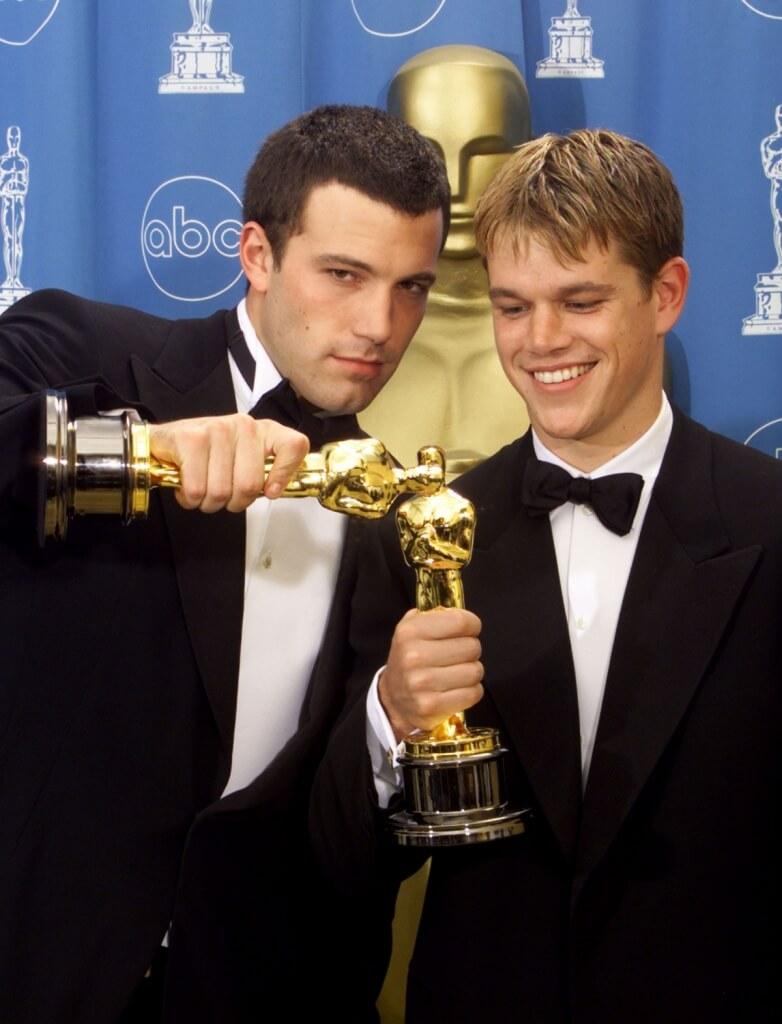 Matt Damon and Ben Affleck Gay Couple Oscar