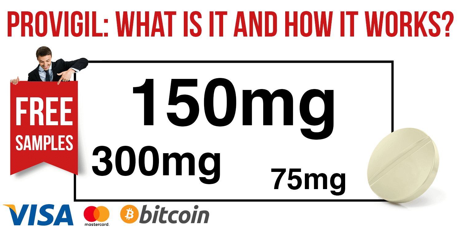 Provigil: What Is It and How It Works?