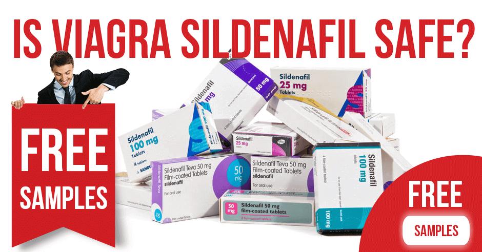 Is Viagra Sildenafil Safe?