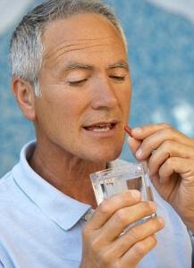 Man Takes Stendra Pill