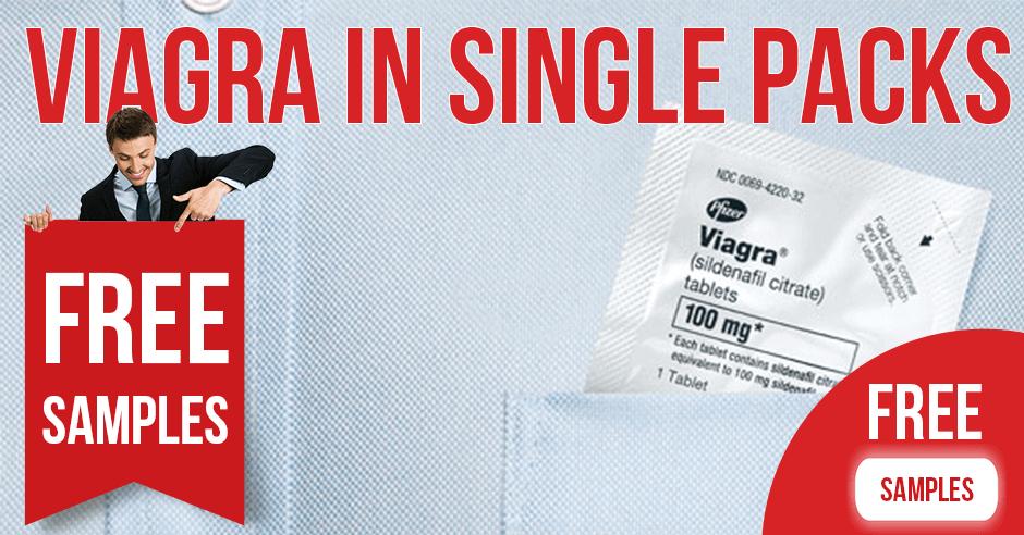 Viagra in Single Packs