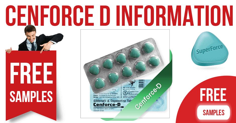 Cenforce D Information
