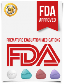 Premature Ejaculation FDA Approved Tabs