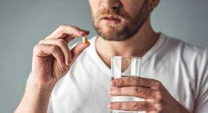 Use Barrenwort pills
