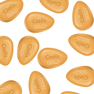 Cialis 2.5 mg tablets
