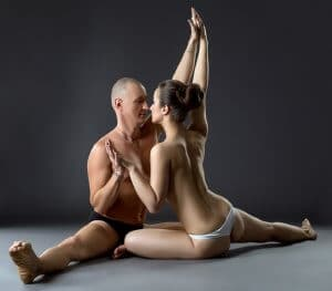 Sex and yoga