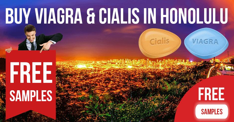 Buy Viagra and Cialis in Honolulu, Hawaii