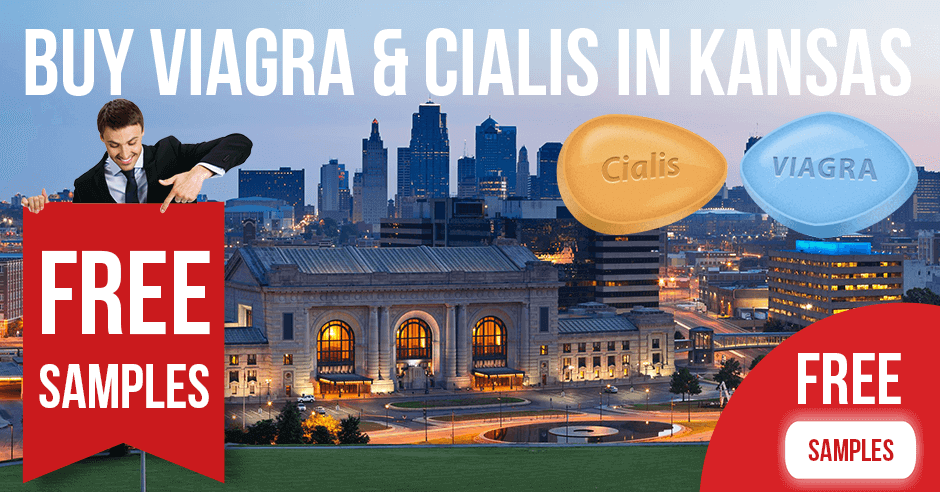 Buy Viagra and Cialis in Kansas, Missouri