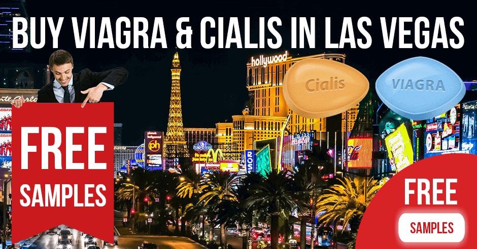 Buy Viagra and Cialis in Las Vegas, Nevada
