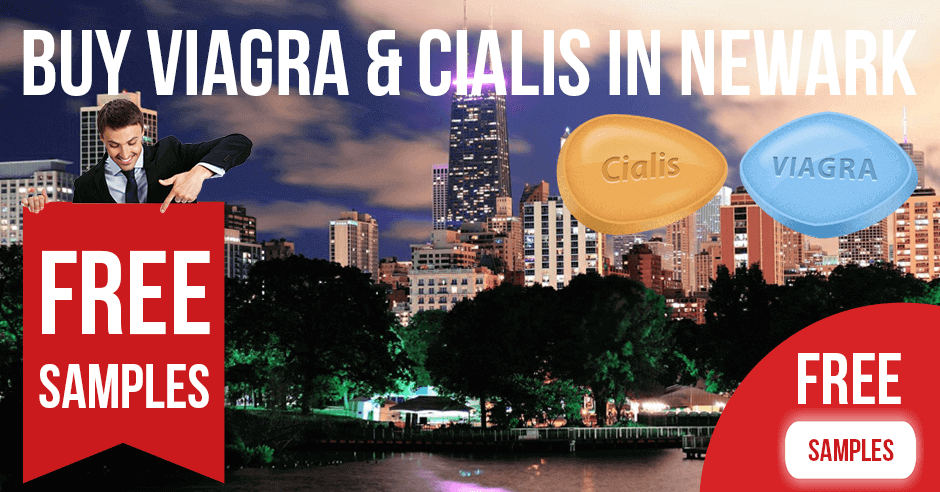 Buy Viagra and Cialis in Newark, New Jersey