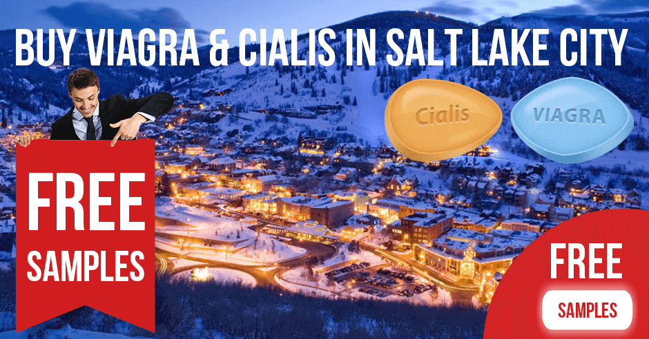 Buy Viagra and Cialis in Salt Lake City, Utah