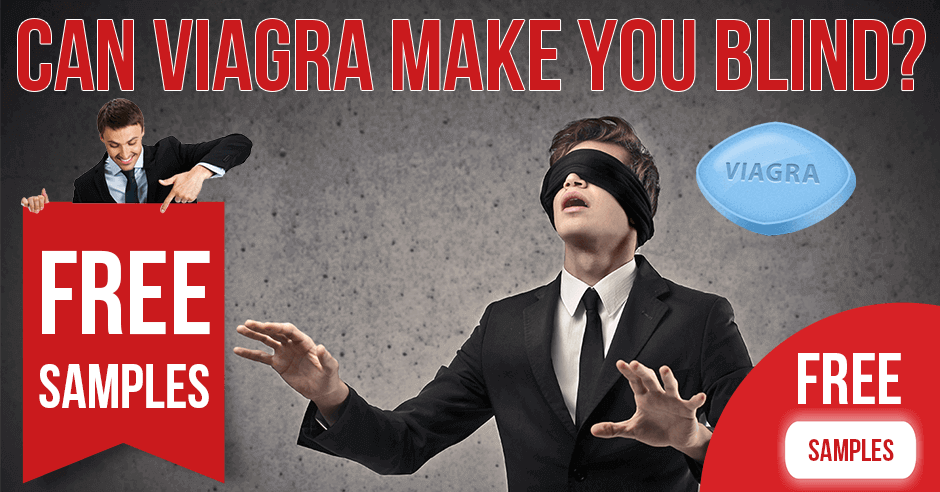 Can Viagra Make You Blind?