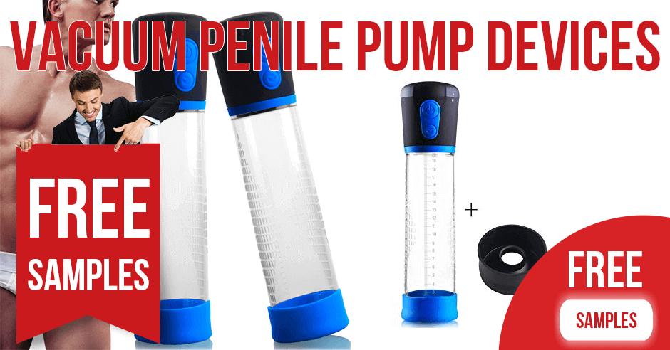 Vacuum Penile Pump Devices (VCD)
