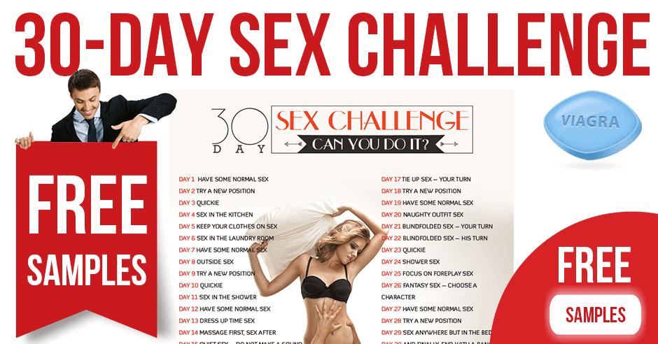30 Day Sex Challenge