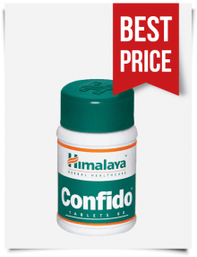 Buy Himalaya Confido Tablets at Low Price 60 Tabs