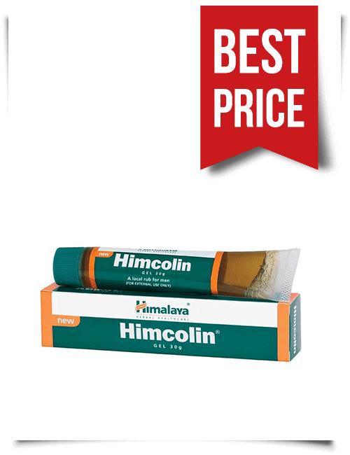 Buy Himalaya Himcolin Gel 30g at Low Price in India