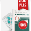 Kamagra 100 mg x 200 Tabs