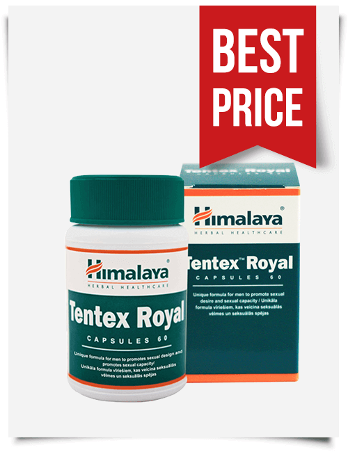 Buy Himalaya Tentex Royal Capsules 60 Caps