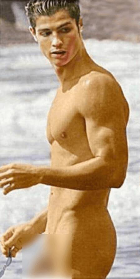 Cristiano Ronaldo leaked nude photo