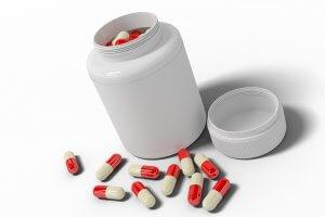 Yohimbine capsules