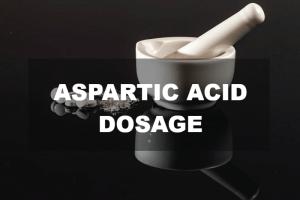 Aspartic acid dosage