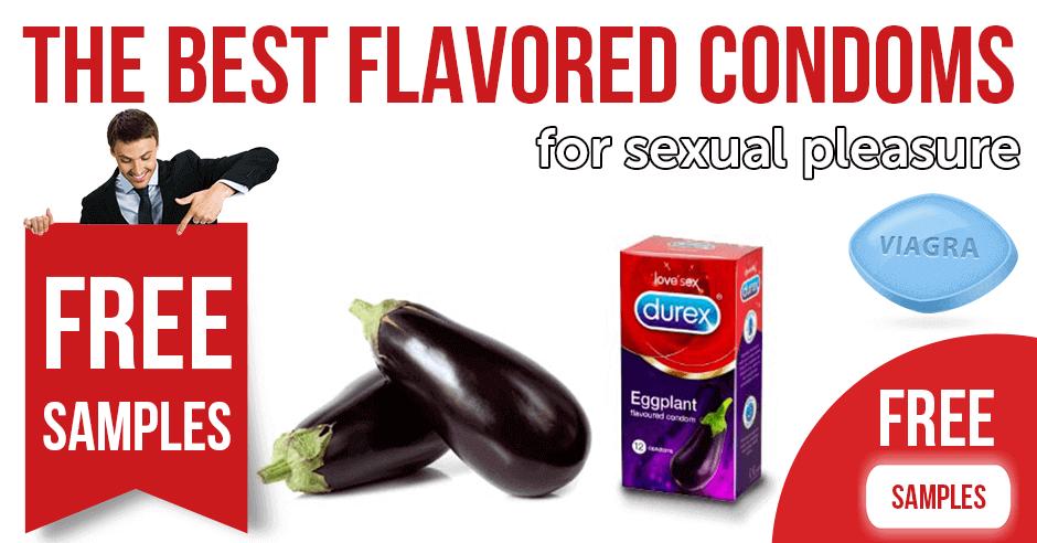 Best flavored condoms for sexual pleasure