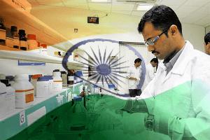 Indian pharmaceutical company