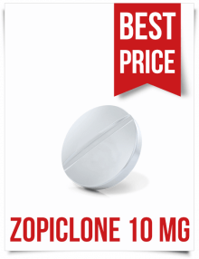 Generic Zopiclone 10 mg from India Zopicon Tablets