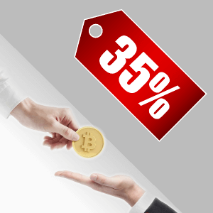 Discount with BTC payment