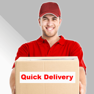Quick delivery