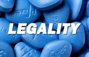 Legality of Viagra