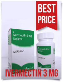 Ivermectin 3mg (Generic Stromectol) for COVID-19 Treatment